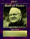 Mike Kiess_Distinguished Service